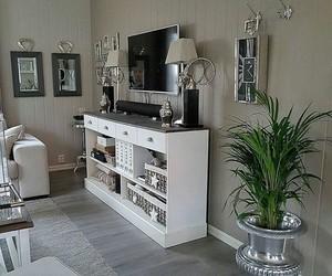 home, plants, and home decor image
