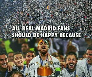 fans, real madrid, and team image