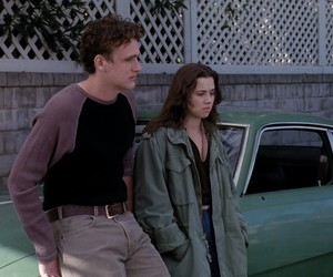 freaks and geeks, love, and quotes image