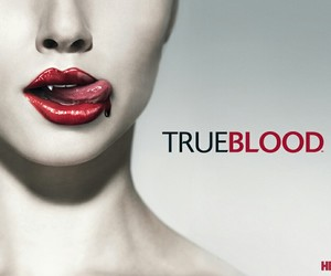 true blood, blood, and vampire image
