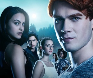 riverdale, veronica lodge, and betty cooper image