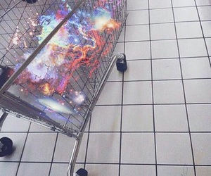 grunge and shopping image