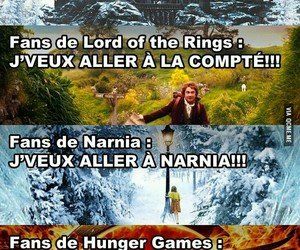 fandom, funny, and hunger game image