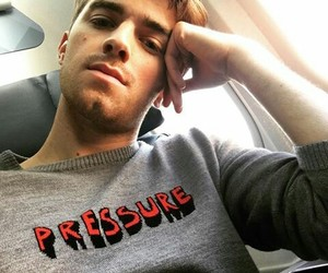 boy, the chainsmokers, and andrew taggart image
