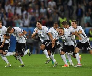 football, germany, and handsome image