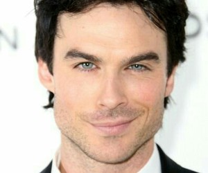 ian somerhalder, damon salvatore, and ian image