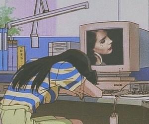 anime, gif, and aesthetic image
