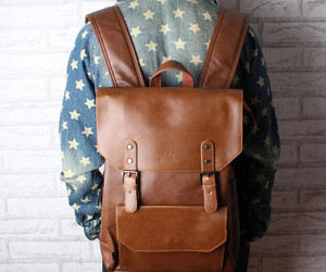 backpack, bag, and bagshop image