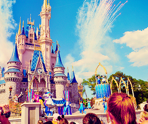 beauty, disney, and fun image