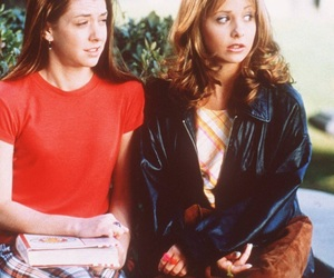 90s and buffy the vampire slayer image