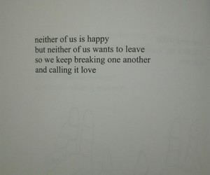 poetry, sad, and not happy image
