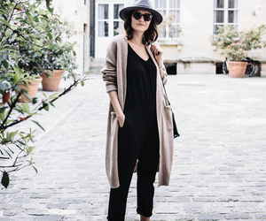 blogger, jumpsuit, and outfit image