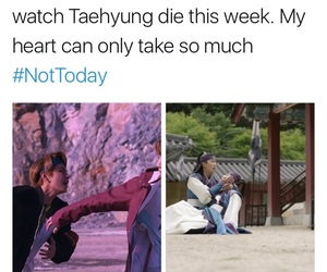 not today, bts, and ynwa image