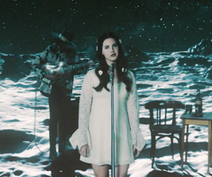 lana del rey, love, and music image