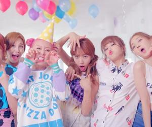 kpop, party, and apink image