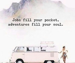 quotes, adventure, and life image