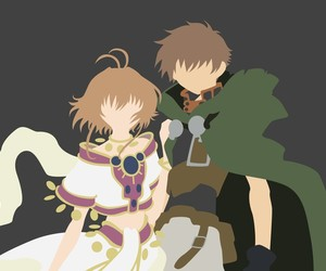 anime and clamp image