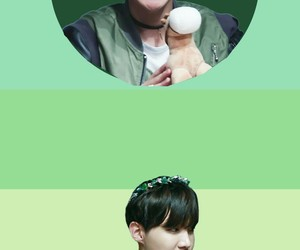 green, wallpaper, and bts image