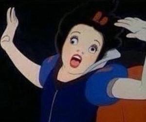 snow white, disney, and lol image