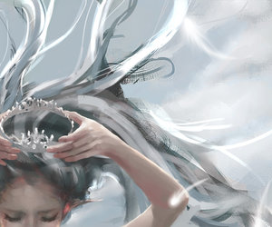 crown and fantasy image