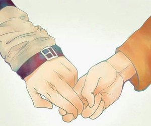 anime, naruto uzumaki, and friendship image