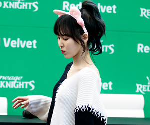 red velvet, wendy, and hair image