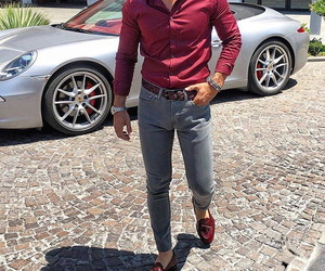 boy, fashion, and handsome image