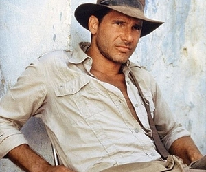 Indiana Jones and harrison ford image