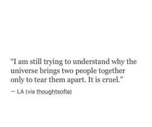 broken, cruel, and hurt image