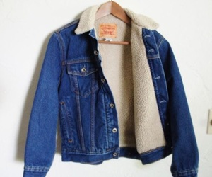 style, jacket, and jeans image