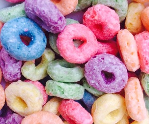 breakfast, colour, and happy image