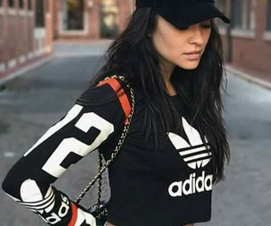 adidas, girl, and cute image