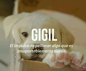 frases, palabras, and tierno image
