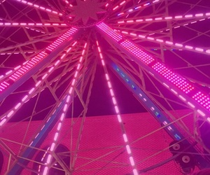 pink, aesthetic, and purple image