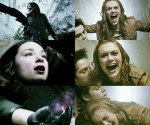 teen wolf, allison argent, and lydia martin image