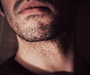 beard and sexy image