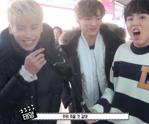 taeyang, lq, and jaeyoon image