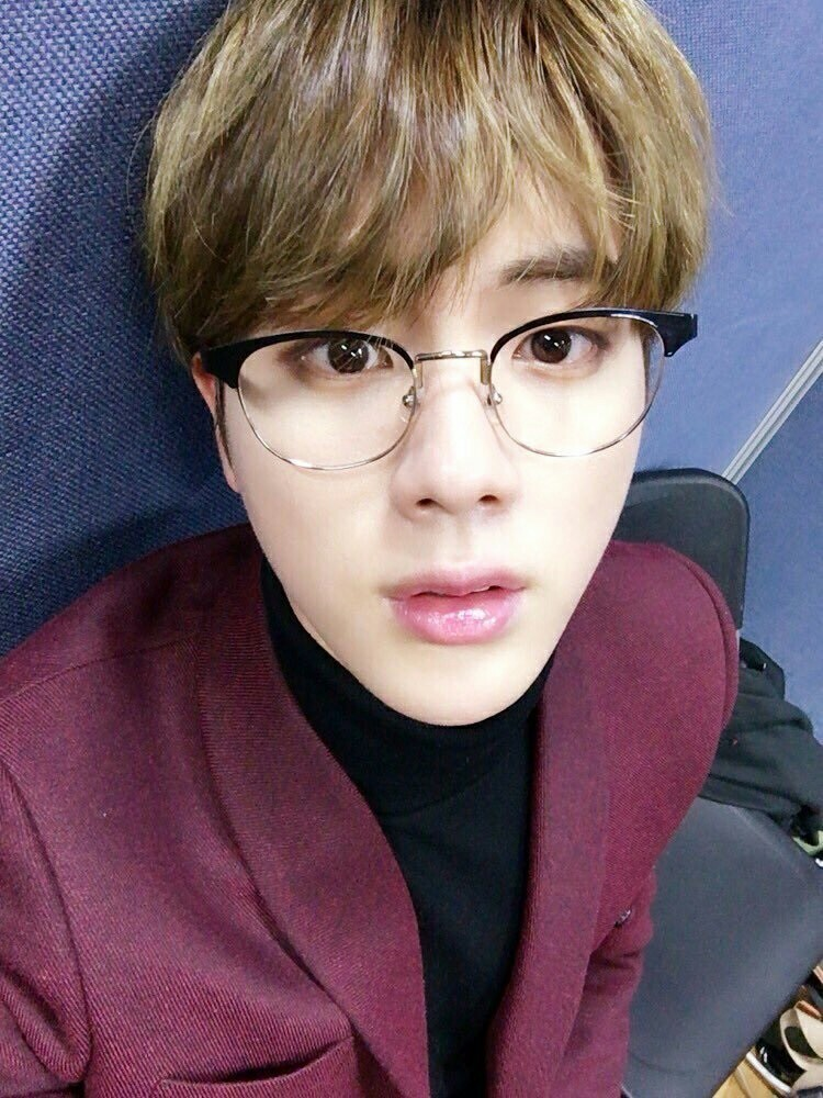 97 Images About Kim Seokjin Many Glasses On We Heart It See More About Jin Bts And Kim Seokjin