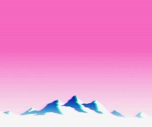 pink, wallpaper, and vaporwave image