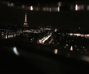 paris, beautiful, and dark image