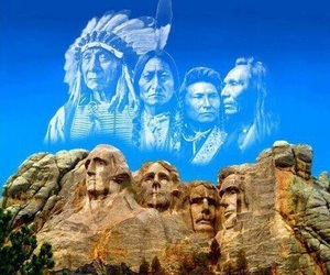 american, native american, and picture image