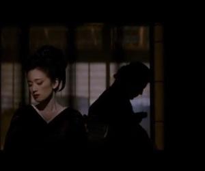 film, geisha, and gong li image