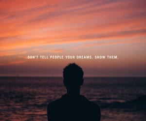 dreams, hipster, and ocean image