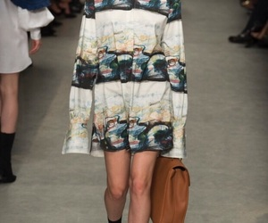 Burberry and runway image