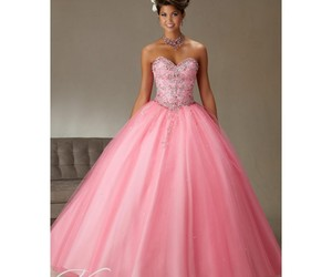 design, quinceanera, and dress image