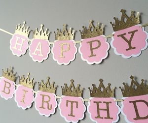 etsy, first birthday, and high chair banner image