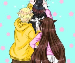 colored, manga, and pandora hearts image