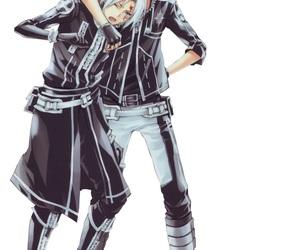 anime, d.gray-man, and allen walker image