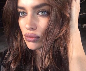 beauty and irina shayk image