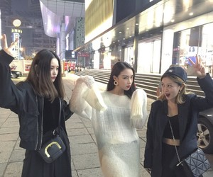asia, korean girl, and asian image